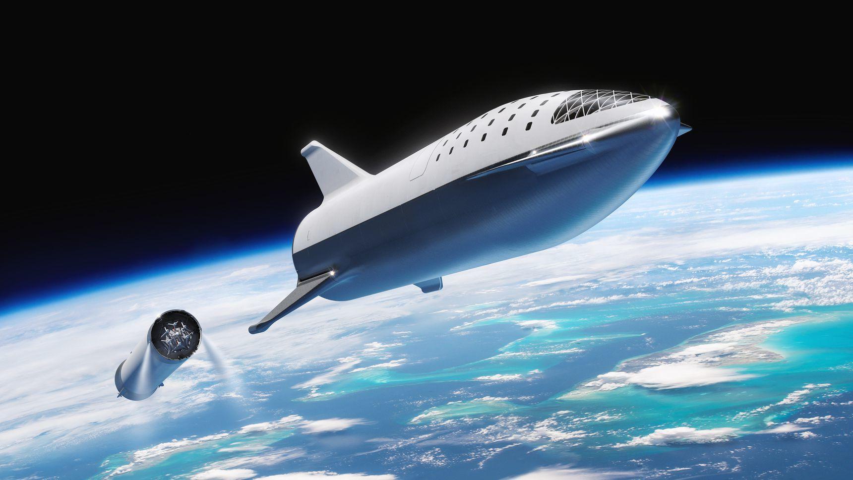 日本富豪要拍真人秀征女友:一起进行绕月飞行