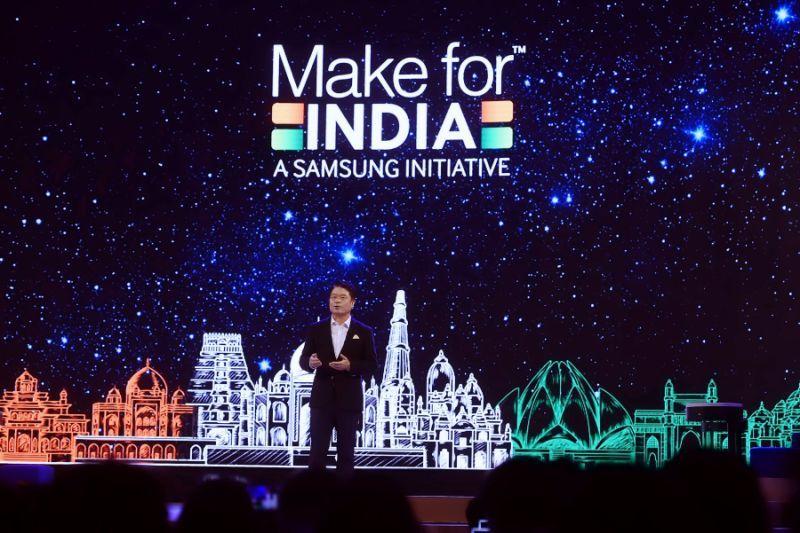 投资5亿美元 三星在印度建智能手机显示屏厂