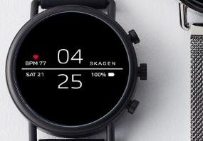 SKAGEN的Falster 2可能是迄今为止最漂亮的Wear OS手表