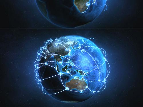 全球互联网的使用正在增长 但并非处处如此