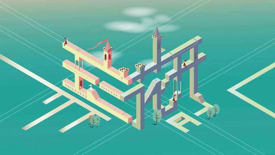 物理几何的魅力,构成趣味游戏世界,制作人与玩家之间的巧妙斗争